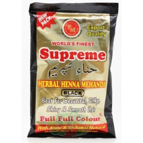 SUPREME HERBAL HEENA