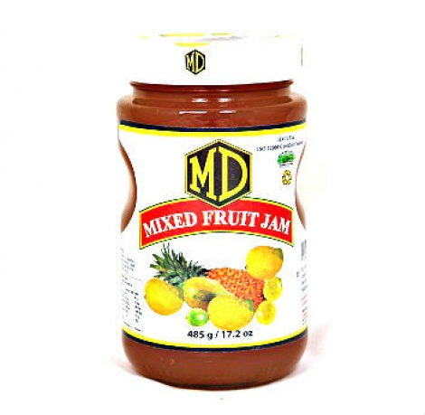 MD MIX FRUIT JAM