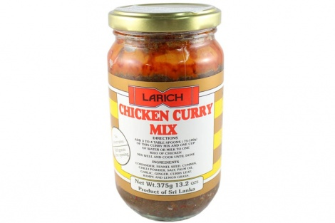 LARICH CHICKEN CURRY