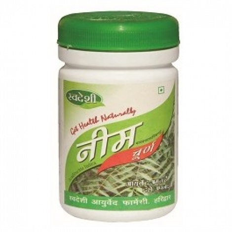 SWADESHI NEEM POWDER EDIBLE