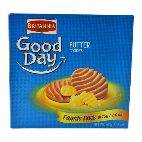 Brittania Butter Cookies Family Pack