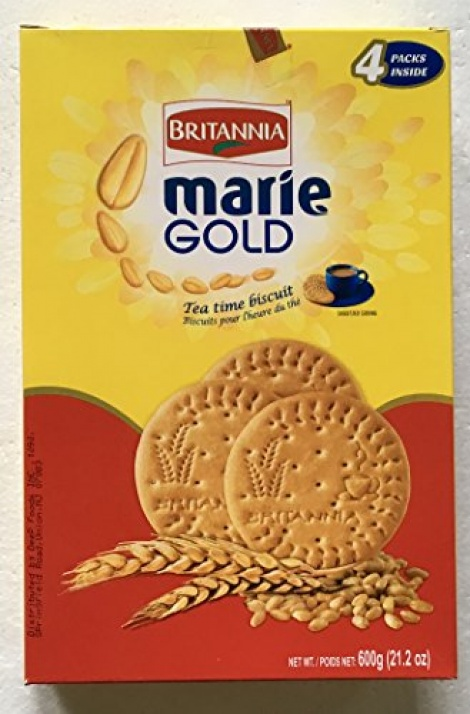 BRITANNIA MARIE GOLD FAMILY PACK
