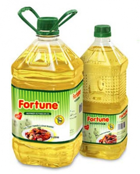 FORTUNE SOYABEAN OIL 5LT