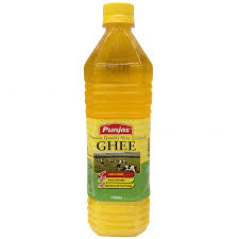 PUNJAS PURE GHEE 500ML