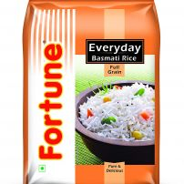 FORTUNE EVERYDAY BASMATI RICE 5 KG-RAKHI SP. SALE