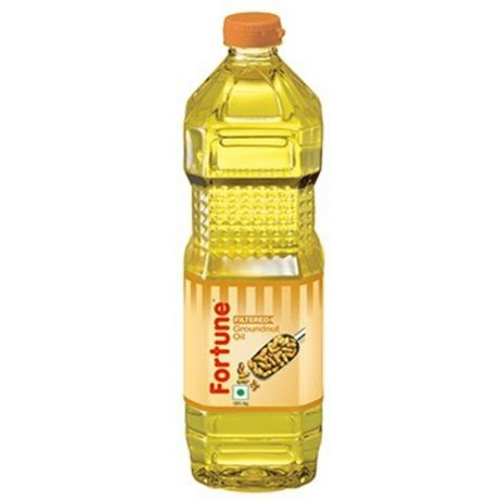 FORTUNE GROUNDNUT OIL 1LTR