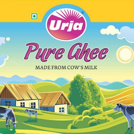 URJA PURE GHEE 750ML