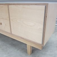 Audio Cabinet-Door Detail