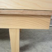 Audio Cabinet-Leg Detail
