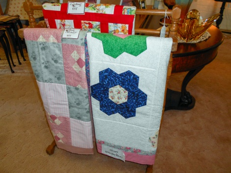 Selection of our quilts