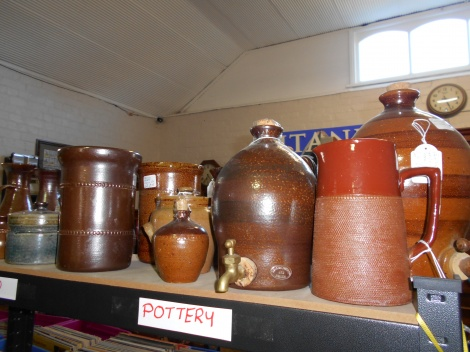 Bendigo Pottery - part collection