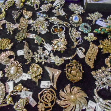Some of the jewellery from our collection