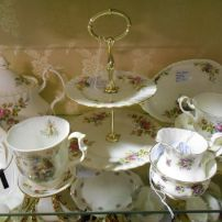 English Royal Albert various patterns - part of our collection