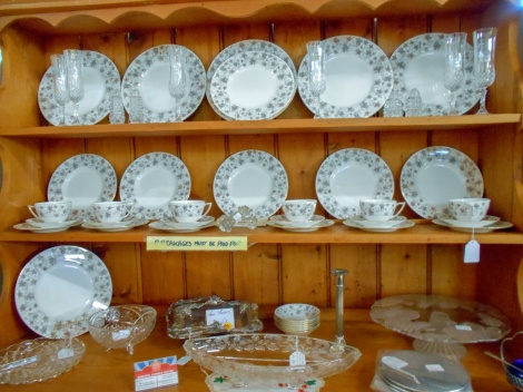 Minton dinner set