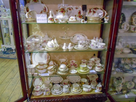 Royal Albert selection