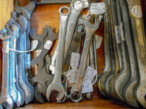 Ring spanners and open ended spanners