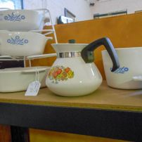 Part of our Corningware collection