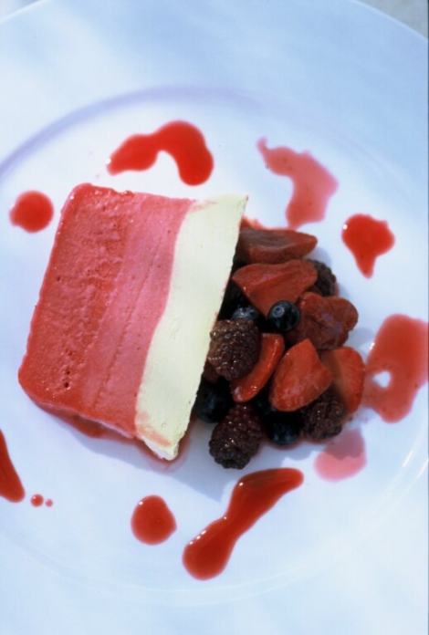 Berry Sorbet Terrine