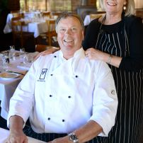 Owners Anne & Paul Loveridge