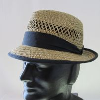 Men's Trilby Blue