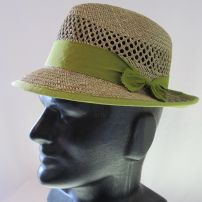 Men's Trilby Green