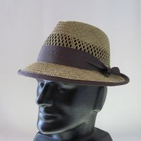 Men's Trilby Brown