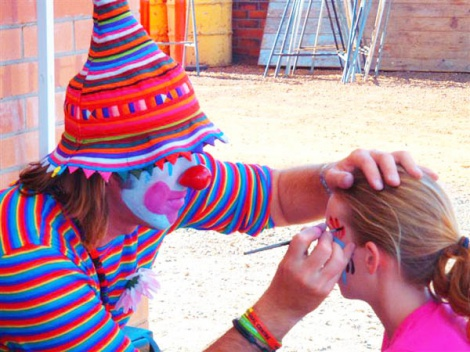 Face Painting for Events or Parties