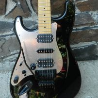 'BUFFALO' - HSH LEFT FENDER STRATOCASTER PICKGUARD