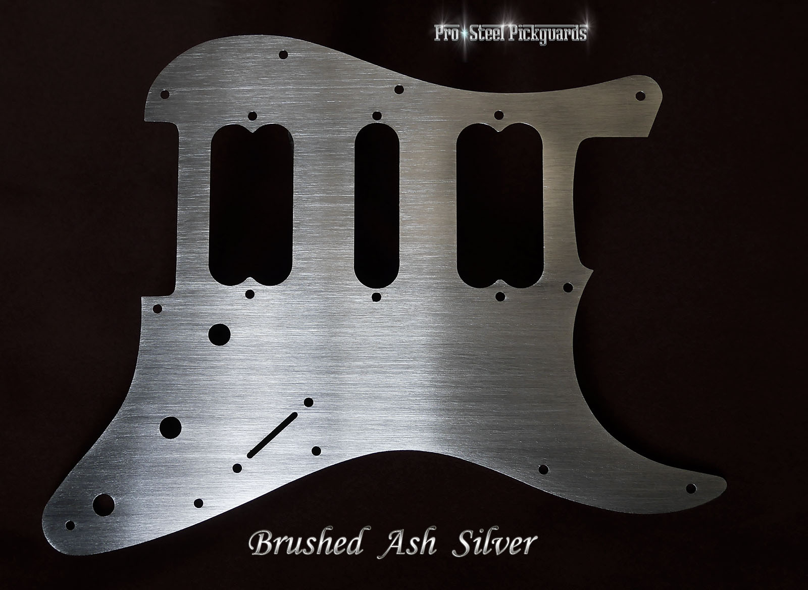 Shop Gallery Pro Steel Pickguards