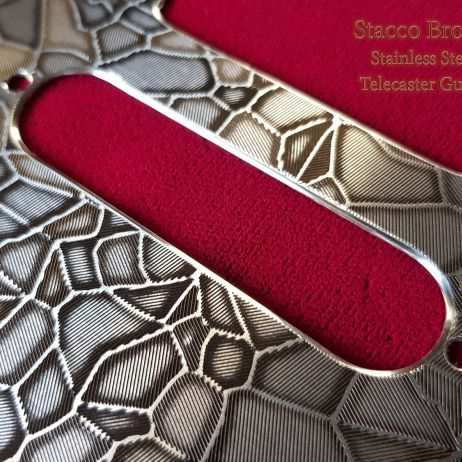 'STACCO BRONZO' - DETAILED SECTION