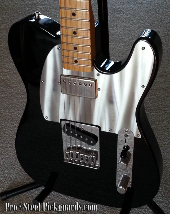 Now Here Fender Std Telecaster Sh Stainless Steel Pickguards