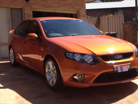 Ford XR6 Falcon