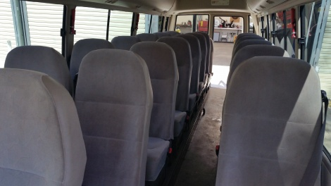 RFS bus seats