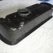 CARBON ROCKER  COVER