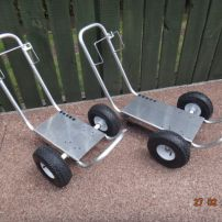 Alloy Trolleys