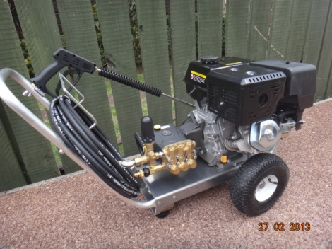 Water Blaster 4200 psi,Commercial