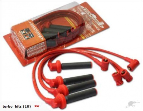 10.2mm Ignition Leads H22A