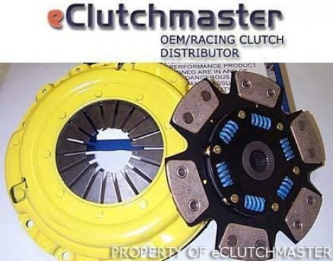 1992-2005 HONDA CIVIC / DEL SOL D15 D16 eCLUTCHMASTER® STAGE 2 RACING CLUTCH KIT