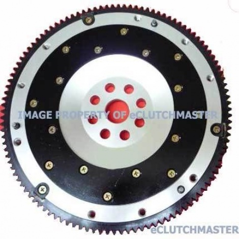 1999-2000 HONDA CIVIC Si DOHC eCLUTCHMASTER® LITEWEIGHT ALUMINUM FLYWHEEL