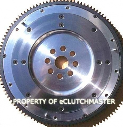 1990-1991 HONDA CRX BASE MODEL 8LBS eCM® LIGHTWEIGHT RACING FLYWHEEL SFI