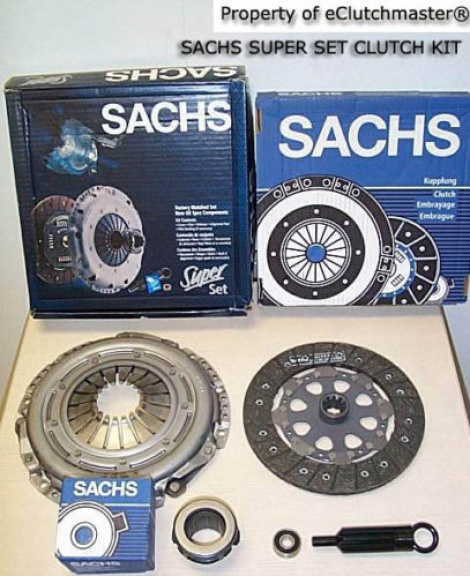 1991-1995 BMW 325i OEM CLUTCH KIT