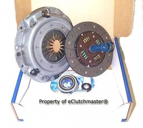 1988-1992 MAZDA MX-6 2.2L TURBO eCLUTCHMASTER® OEM PREMIUM CLUTCH KIT