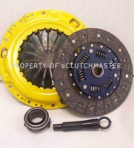 04-10 SUBARU WRX STi 2.5L TURBO eCM® STAGE 1 CLUTCH KIT