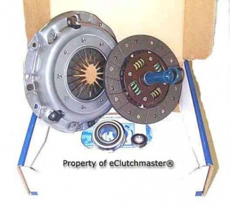 1983-1984 VW RABBIT 1.8L GTi PREMIUM OEM CLUTCH KIT