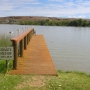 Fixed Timber Jetty at Cowrria