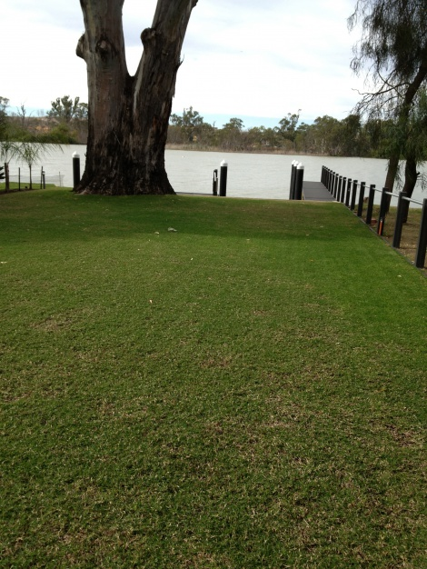 Recycled Plastic Jetty Mannum