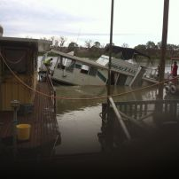 Photo 4 Mannum Houseboat Salvage