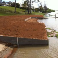 Placid Estates Retaining Wall (1)