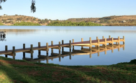 Jetty at Cowirra