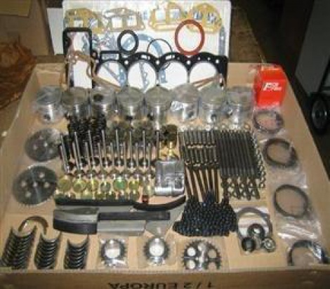 Complete Range Of  Parts